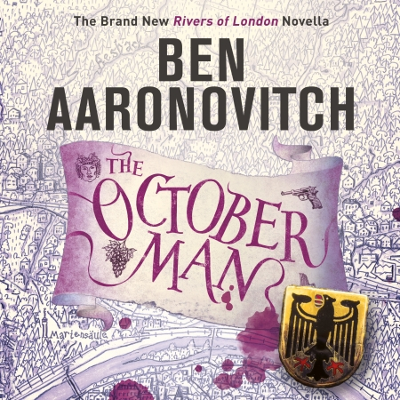 The October Man A Rivers of London Novella - Ben Aaronovitch